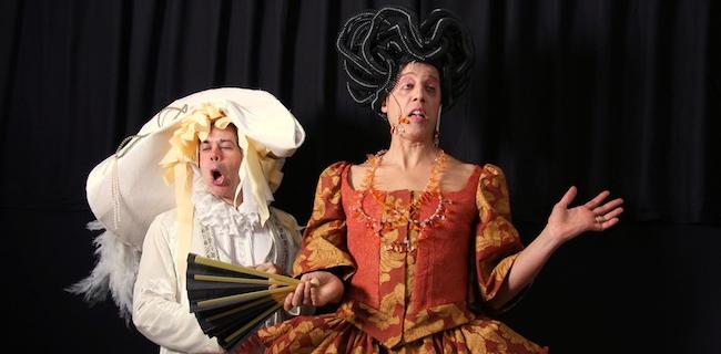 """""""O Burguês Fidalgo"""", no Teatro Municipal"""
