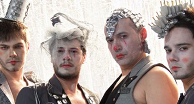 NA MÍDIA: Arco-íris   Cabaret Stravaganza
