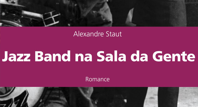 "COMECEI A LER: ""Jazz Band na Sala da Gente"""
