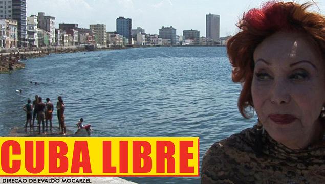 Documentário 'Cuba Libre' mostra retorno de Phedra de Córdoba a Havana