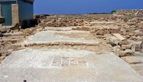 """House of Aion, em Pafos, onde será apresentada a peça """"Lisístrata"""""""