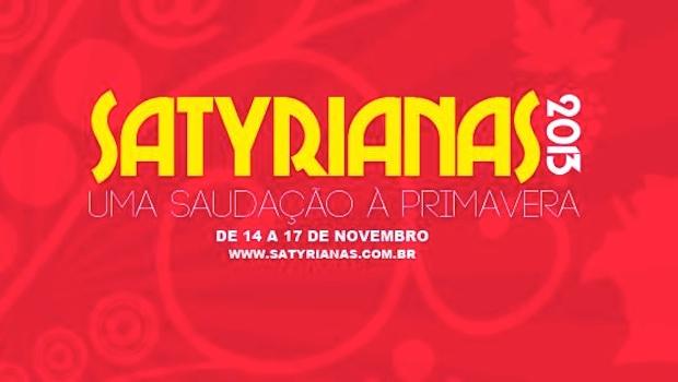 Viva a Satyrianas!