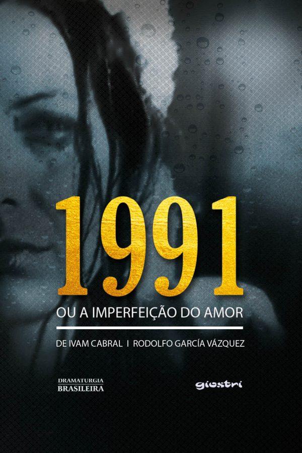 No próximo dia 20, Ivam Cabral e Rodolfo García Vázquez, fundadores da Cia de Teatro Os Satyros, lançam o seu 15º livro