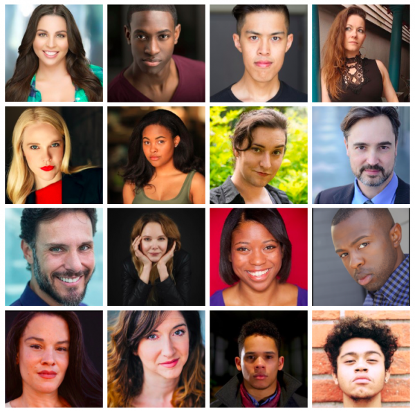TALKIN BROADWAY | International Digital Play, The Art of Facing Fear, comes to the United States with an all-new American Cast