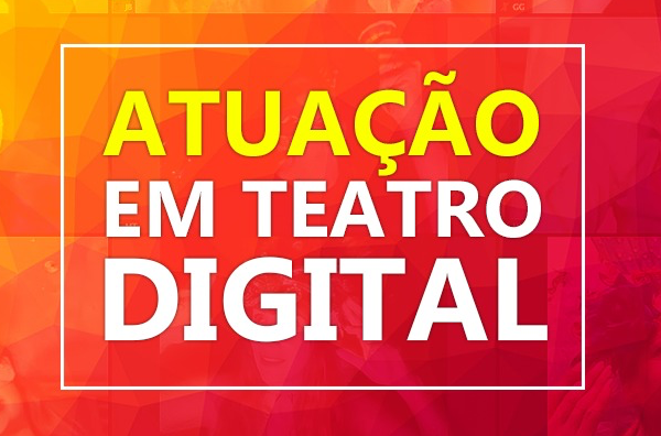 Cia. Os Satyros abre inscrições para sua nova oficina  –Módulo Atuação em Teatro Digital