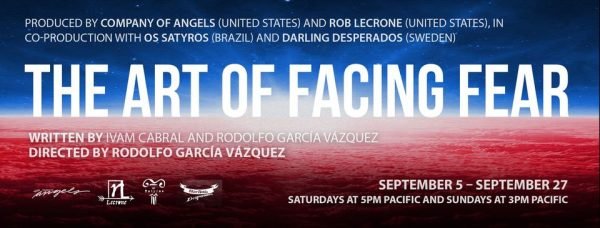 Special Event – Sept. 26 – Art of Facing Fear