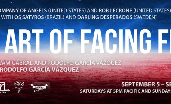 BROADWAY WORLD | The Art of Facing Fear: Comes to the US With All-New American Cast