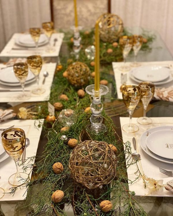 As mesas mais lindas do mundo inteirinho