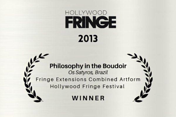 EFEMÉRIDE | Prêmio em Hollywood