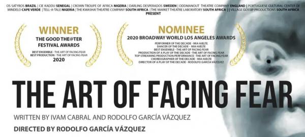RETROSPECTIVA 2020   A Arte de Encarar o Medo: Prêmios e reconhecimento da crítica internacional