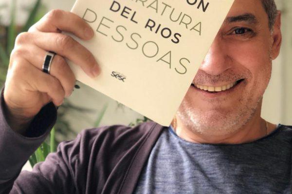 Jefferson Del Rios lança livro novo e me chama para um bate-papo