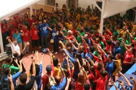 SP Escola de Teatro em festa