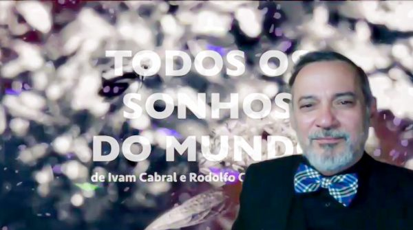 Ivam Cabral reestreia solo, na internet: 'Sou um sonhador obsessivo'