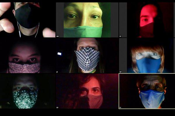 CRÍTICA | Teatro digital: A Arte de Encarar o Medo discute vida ciborgue e distopia na pandemia