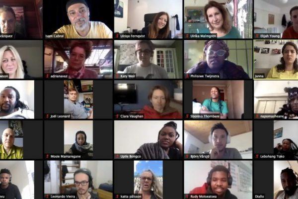 Peça digital do Satyros terá versão internacional com africanos e europeus