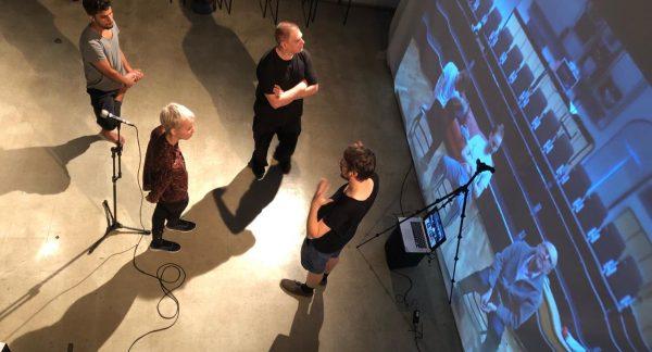 E-learning entre SP Escola de Teatro e ZHdK, de Zurique