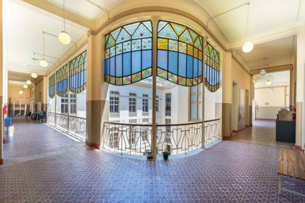 Prédio da SP Escola de Teatro é joia de 1913 no Brás