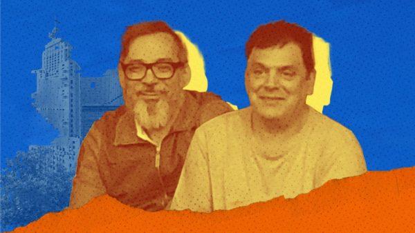 EM 'A VIDA NO CENTRO'   Ivam Cabral e Rodolfo García Vázquez comentam o impacto da cultura híbrida na arte e na cidade no Podcast Hackeando a Cidade