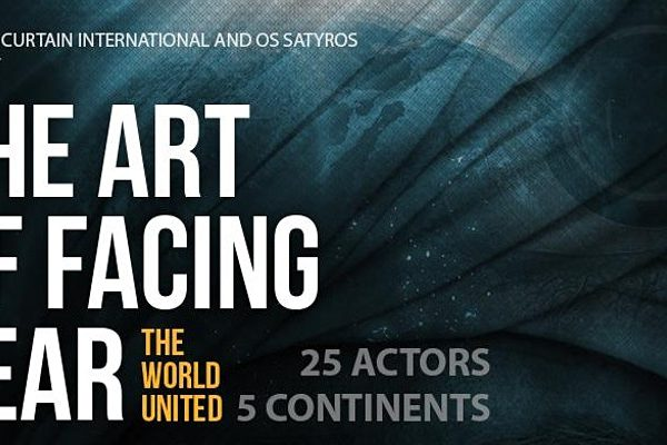 OPINIÃO   The Art of Facing Fear World United