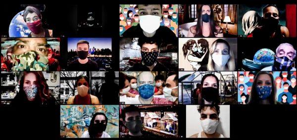 BLOG DO ARCANJO | Desejo e sexualidade reprimidos na pandemia estão na peça digital Novos Normais do Satyros