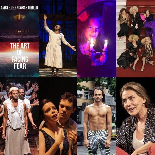 Prêmio Arcanjo de Cultura: Conheça os finalistas na categoria Teatro 2020