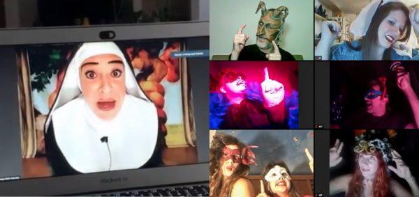 REFLEXÃO | Artistas criam teatro digital e conquistam público online