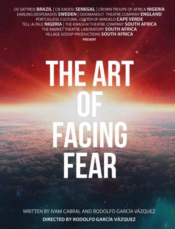 CRÍTICA | The Art of Facing Fear põe Satyros e Darling Desesperados na vanguarda do teatro digital global