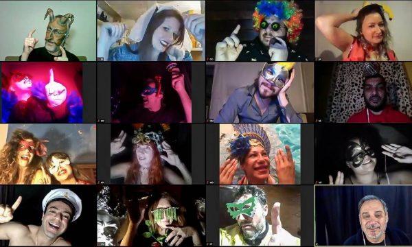 O GLOBO | Retrospectiva 2020: Teatro se adaptou à ausência de plateia com plataformas virtuais e interação